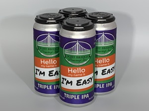 4 Pack I'm Easy Cans